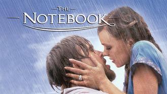 Netflix box art for The Notebook
