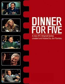 Dinner for Five: Vince Vaughn's Wild West Comedy Show