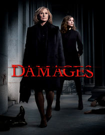 Damages: Season 3: Flight's at 11:08