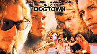 Netflix box art for Lords of Dogtown