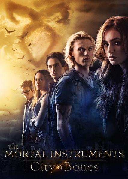 The Mortal Instruments: City of Bones Netflix BR (Brazil)