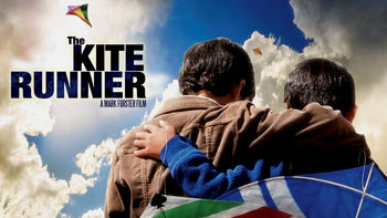 Netflix box art for The Kite Runner