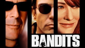 Netflix box art for Bandits