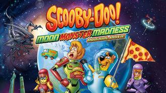 Netflix box art for Scooby-Doo! Moon Monster Madness