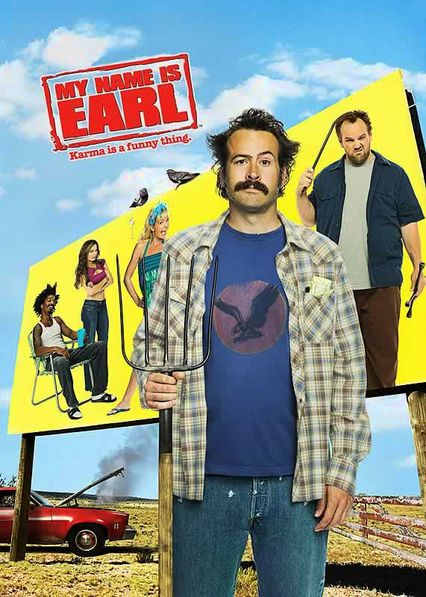 My Name Is Earl Netflix US (United States)
