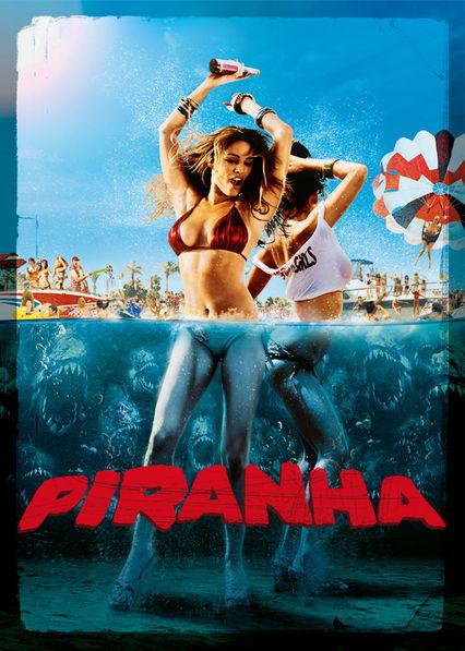 Piranha Netflix ES (España)