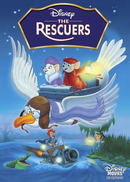 The Rescuers Netflix AW (Aruba)