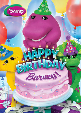 Barney: Happy Birthday Barney!