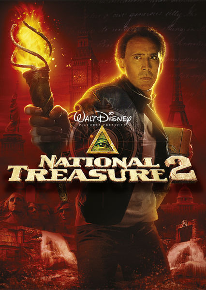 National Treasure: Book of Secrets Netflix ES (España)