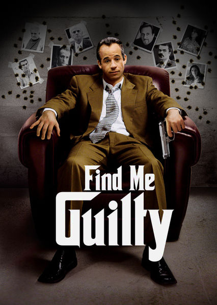 Find Me Guilty Netflix IN (India)
