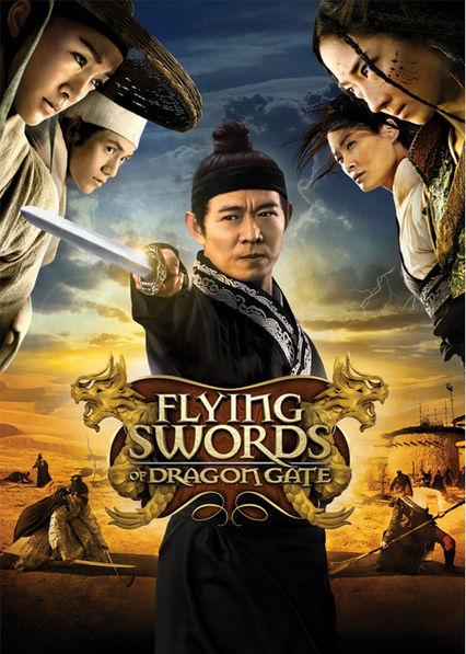 Flying Swords of Dragon Gate Netflix BR (Brazil)