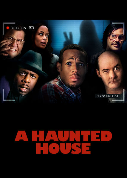 A Haunted House Netflix BR (Brazil)