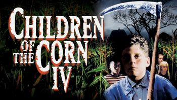 Netflix box art for Children of the Corn IV: The Gathering
