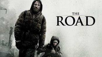 Netflix box art for The Road