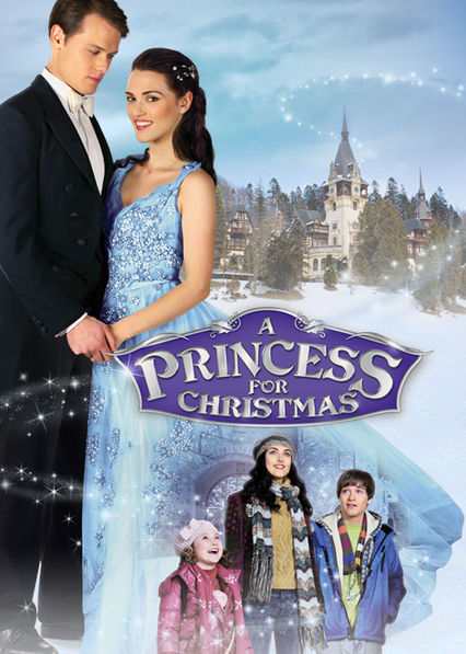 A Princess for Christmas Netflix AR (Argentina)