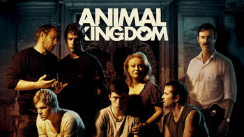 Netflix box art for Animal Kingdom