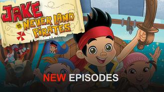 Netflix box art for Jake and the Never Land Pirates - Season 3