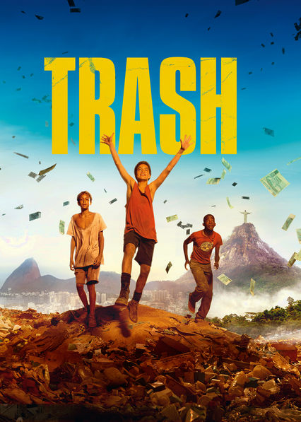 Trash Netflix MX (Mexico)