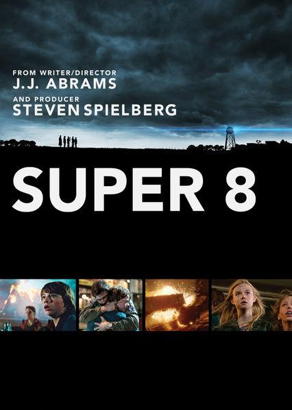 Super 8 Netflix MX (Mexico)