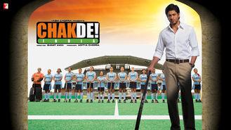 Netflix box art for Chak De! India