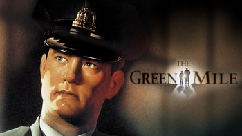 Netflix box art for The Green Mile