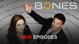 Netflix box art for Bones - Temporada 9