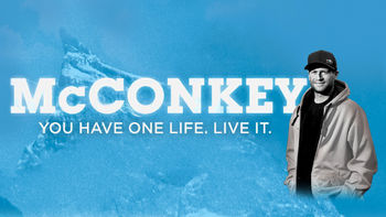 Netflix box art for McConkey