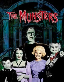 The Munsters: Season 1: Lily Munster, Girl Modell