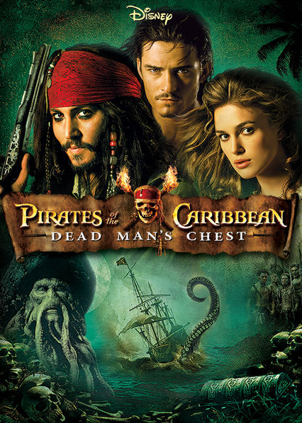 Pirates of the Caribbean: Dead Man's Chest Netflix BR (Brazil)