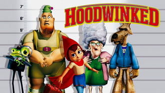 Is Hoodwinked on Netflix?