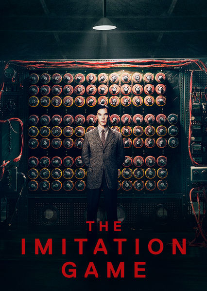 The Imitation Game Netflix BR (Brazil)
