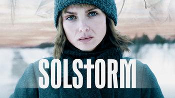 Netflix box art for Solstorm
