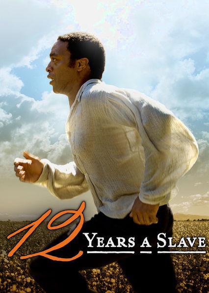 12 Years A Slave Netflix Australia