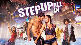 Is Step Up: All In on Netflix Thailand?