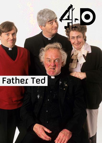 Father Ted Netflix AU (Australia)
