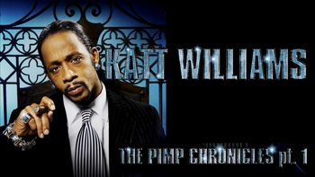 Is Katt Williams: The Pimp Chronicles: Pt. 1 on Netflix Argentina?
