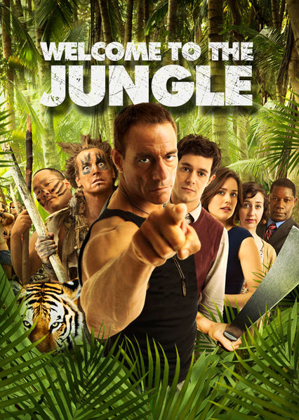 Welcome to the Jungle Netflix BR (Brazil)