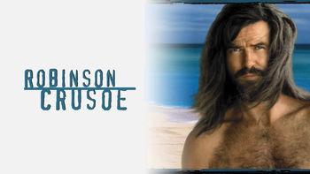 Netflix box art for Robinson Crusoe