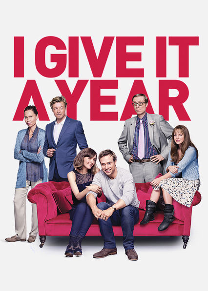 I Give It a Year Netflix BR (Brazil)