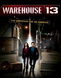 Warehouse 13: Mild Mannered