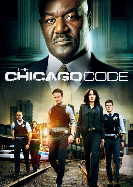 The Chicago Code Netflix AR (Argentina)
