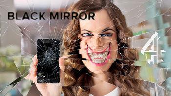 Netflix box art for Black Mirror - Season 1