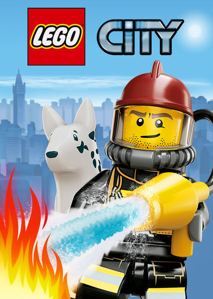 LEGO: City Netflix CO (Colombia)