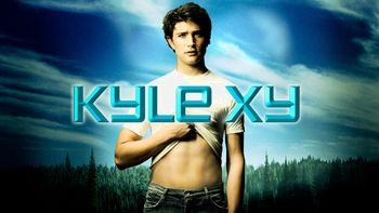 Netflix box art for Kyle XY - Season 2