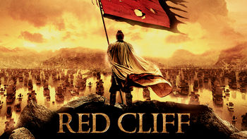 Netflix box art for Red Cliff: Theatrical Version