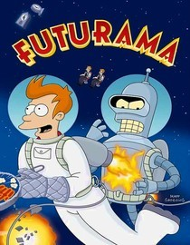 Futurama: Season 1: Hell Is Other Robots