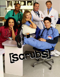 Scrubs: Season 3: My Tormented Mentor