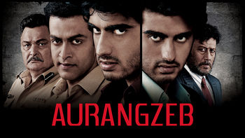 Netflix box art for Aurangzeb