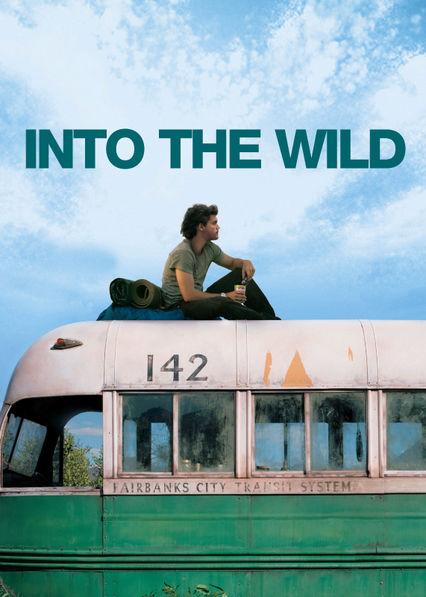 Into the Wild Netflix BR (Brazil)