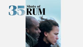Netflix box art for 35 Shots of Rum